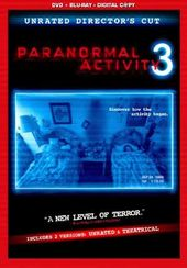 Paranormal Activity 3 (DVD + Blu-ray)