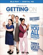 Getting On - Complete 2nd Season (Blu-ray)