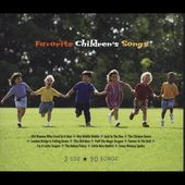 Favorite Children's Songs [Sony 3 Pak] (3-CD)