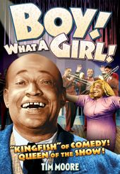 "Boy! What A Girl! - 11"" x 17"" Poster"