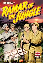 "Ramar of The Jungle, Volume 7 - 11"" x 17"" Poster"