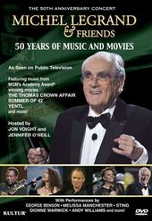 Michel LeGrand & Friends - 50 Years of Music and