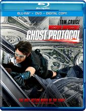 Mission: Impossible - Ghost Protocol (Blu-ray +