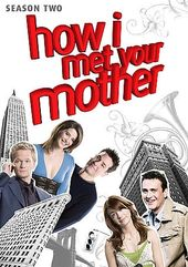 How I Met Your Mother - Season 2 (3-DVD)