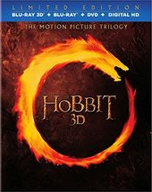 The Hobbit: Complete Motion Picture Trilogy 3D