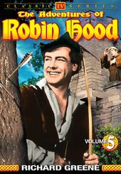 Adventures of Robin Hood - Volume 5