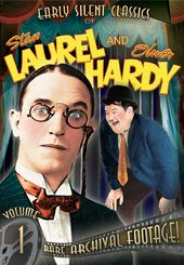 Laurel & Hardy - Early Silent Classics, Volume 1