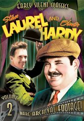 Laurel & Hardy - Early Silent Classics, Volume 2