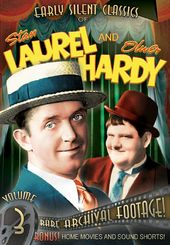 Laurel & Hardy - Early Silent Classics, Volume 3