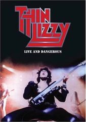 Thin Lizzy - Live and Dangerous (Includes Bonus