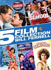 5 Film Collection: Will Ferrell (5-DVD)