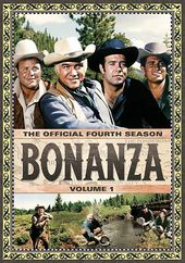 Bonanza - Official 4th Season - Volume 1 (5-DVD)