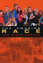 Amazing Race - Season 6 (3-Disc)