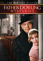 Father Dowling Mysteries - 2nd Season (3-DVD)