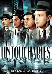 The Untouchables - Season 4 - Volume 2 (4-DVD)