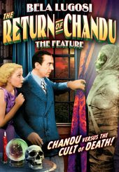 Chandu: The Return of Chandu (Feature)