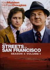 Streets of San Francisco - Season 4 - Volume 1