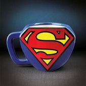 DC Comics - Superman Chest 3-D Mug