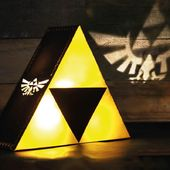 Legend of Zelda - Tri-Force Light