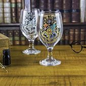 Harry Potter - Hogwarts Color Change Glass