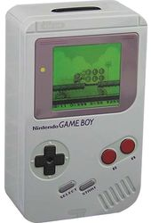 Nintendo - Game Boy Counting Money Box