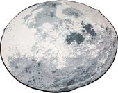Picnic on the Moon - Fleece Blanket
