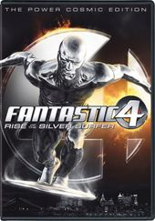 The Fantastic Four: Rise of the Silver Surfer