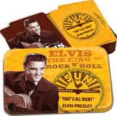 Elvis Presley - Sun Records - Playing Card Gift