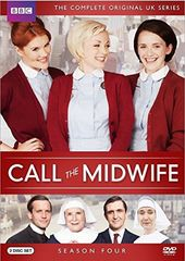 Call the Midwife - Season 4 (3-DVD)