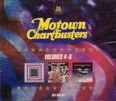 Volume 4 - 6 - Motown Chartbusters [Import]