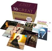 50 Great Recordings [Box Set] (50-CD)