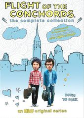 Flight of the Conchords - Complete Series (5-DVD)