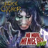 No More Mister Nice Guy Live! (2LPs - Blue Vinyl)