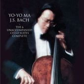 Bach: Unaccompanied Cello Suites (Great Performanc