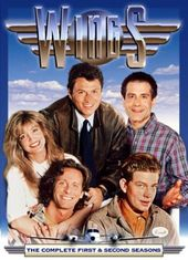 Wings - Season 1 & 2 (4-DVD)
