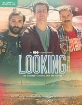 Looking - Complete Series & Movie (Blu-ray)