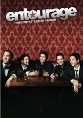 Entourage - Season 6 (3-DVD)