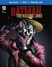 Batman: The Killing Joke (Blu-ray + DVD)