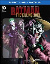 Batman: The Killing Joke (Blu-ray + DVD +