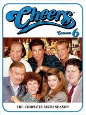 Cheers - Season 6 (4-DVD)