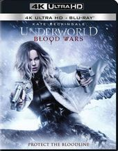 Underworld: Blood Wars (4K UltraHD + Blu-ray)