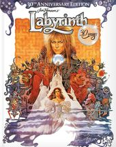 Labyrinth (30th Anniversary Edition) (Blu-ray)