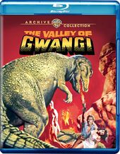 The Valley of Gwangi (Blu-ray)