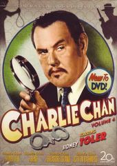 Charlie Chan Collection, Volume 4 (Charlie Chan