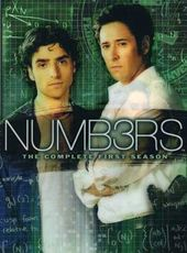 Numb3rs - Complete 1st Season (4-DVD)