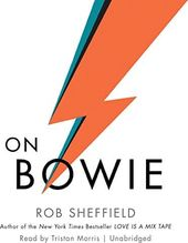David Bowie - On Bowie (CD Audio Book)