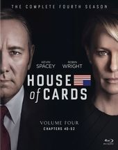 House of Cards - Complete 4th Season (Blu-ray)