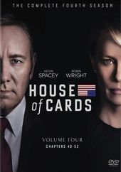 House of Cards - Complete 4th Season (4-DVD)