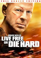 Die Hard 4: Live Free or Die Hard (Full Screen)
