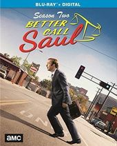 Better Call Saul - Season 2(Blu-ray)